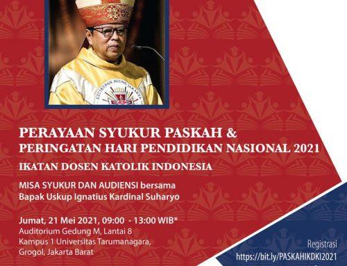 Misa Syukur Paskah & Audiensi Dosen Katolik Indonesia