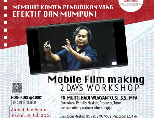 Workshop Mobile Film Making